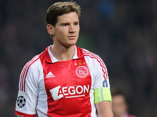Jan Vertonghen: Linked with Arsenal switch