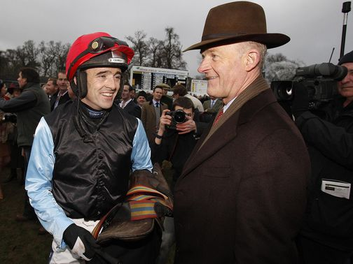 Walsh and Mullins: Won with Marito