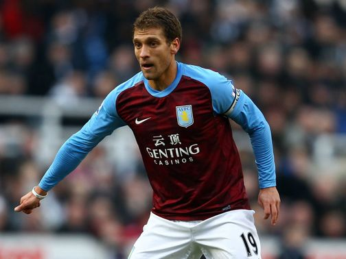 Stilyan Petrov: Will remain as Villa skipper