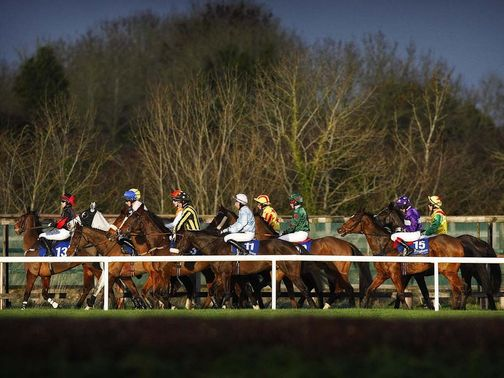 Sunday's Fairyhouse card has been called off