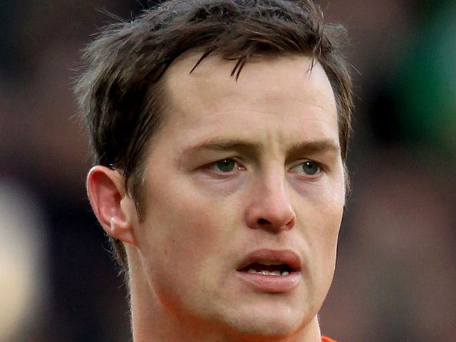 Jon Daly: Fit after picking up a calf injury