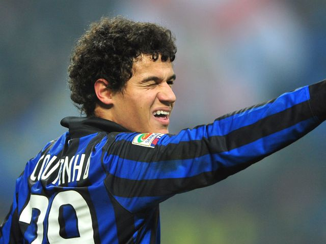 Coutinho: On target in Inter win