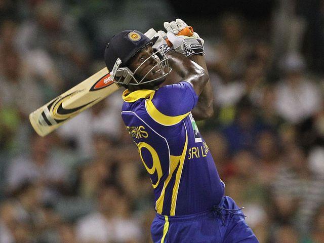 Aneglo Mathews: Almost took Sri Lanka home