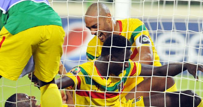 Cheick Diabate: Scored twice as Mali beat Ghana 2-0 to claim third spot at the Africa Cup of Nations