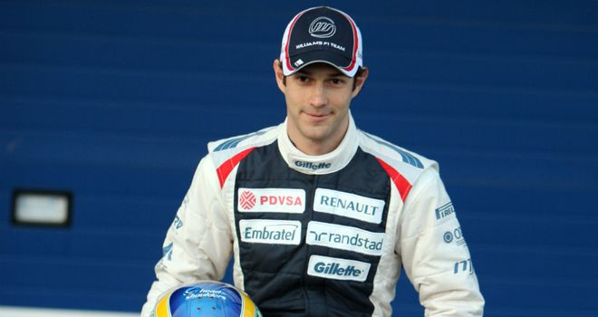 Bruno Senna: Wants to show he can win races and perform consistently
