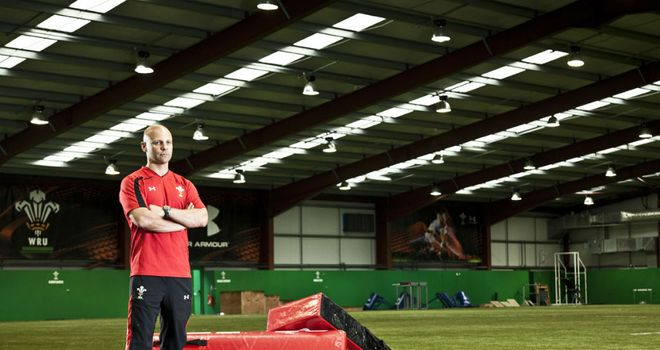 Adam Beard: Has worked behind the scenes improving the fitness of the Wales squad
