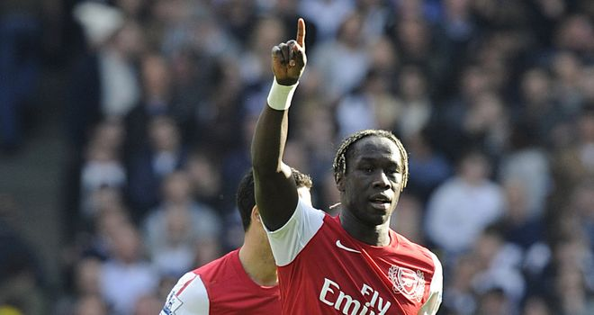 Bacary Sagna: The Arsenal defender has been encouraged by wins against Liverpool and Tottenham