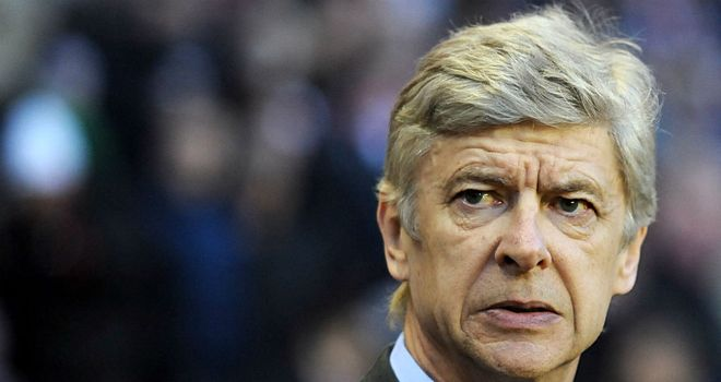 Wenger: Arsenal are falling way behind their arch rivals on his watch