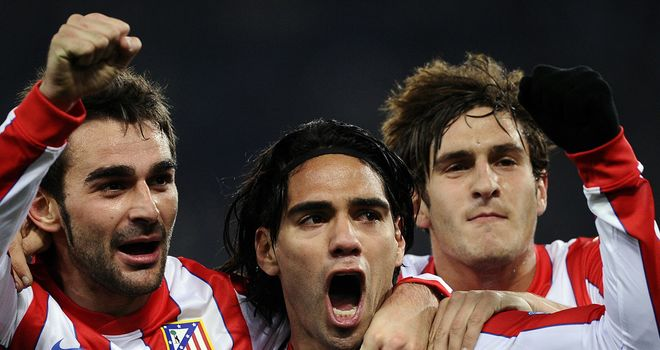 Atlletico Madrid: Looking to boost Euro hopes