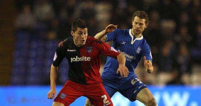 Joel Ward: Portsmouth youngster wants to focus on life at Fratton Park and not Ipswich Town