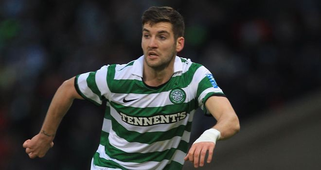 Charlie Mulgrew: Set to win his first senior cap in friendly date with Slovenia
