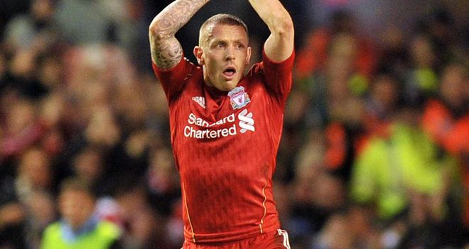 Craig Bellamy: Has earned the praise of Kenny Dalglish for his FA Cup efforts