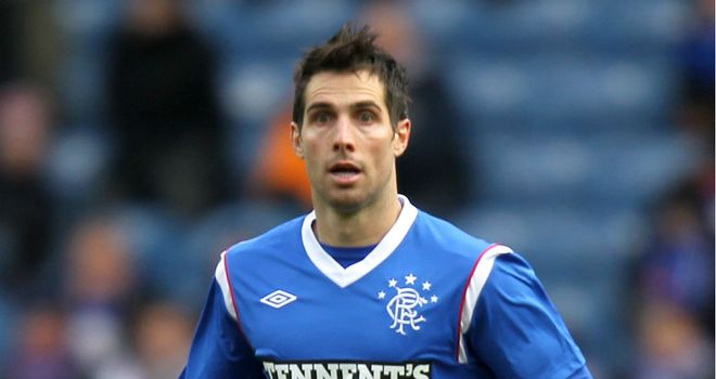 Carlos Bocanegra: Wants to give fans something to cheer about against Kilmarnock