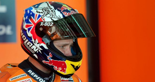 Casey Stoner: Repsol Honda rider will retire from MotoGP at the end of the season