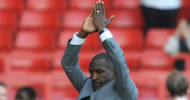 Chris Powell: Charlton manager leading his team to promotion from League One