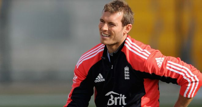Chris Tremlett: Confident on return from injury