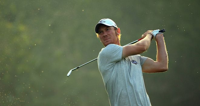 Chris Wood: Looking to clinch first European Tour victory