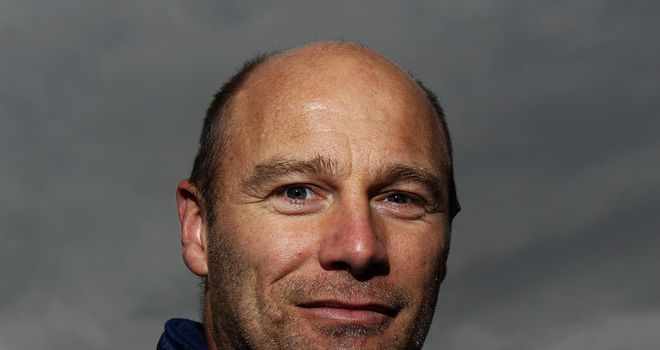 Danny Kerry is the women's head coach for England and Great Britain women's hockey teams