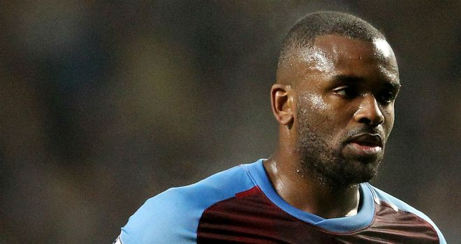 Darren Bent: Aston Villa striker did not make England&#39;s squad for Euro 2012