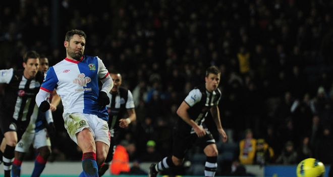 David Dunn: Blackburn midfielder preparing for final stages of relegation fight