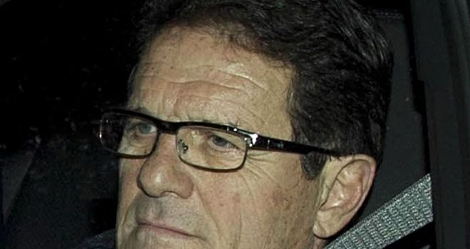 Fabio Capello: Believes it is hard to create a winning mentality at international level