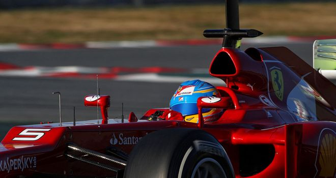 Fernando Alonso: Admits Ferrari have fallen behind their rivals