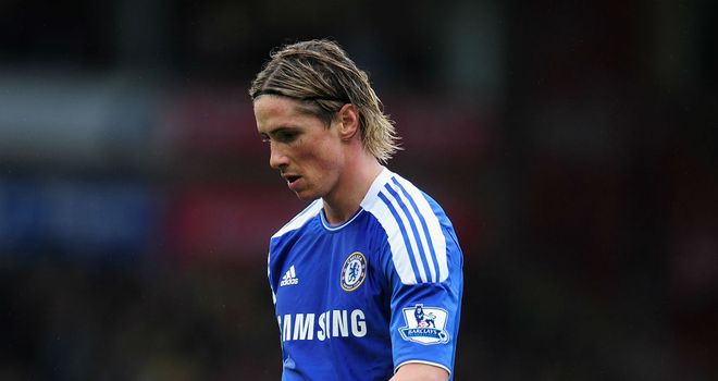 Fernando Torres: Needs to take things back to basics, according to Di Matteo