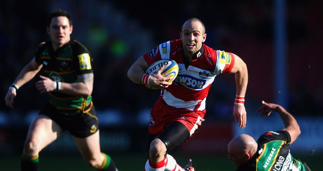 Charlie Sharples: Returns from a shoulder injury