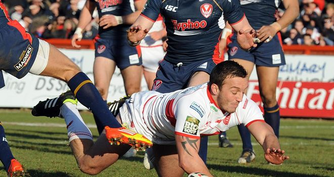 Josh Hodgson: Close to agreeing a new deal with Hull KR