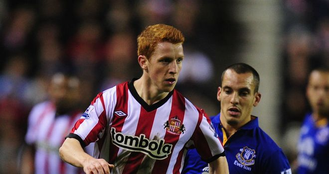 Jack Colback: Happy with Martin O'Neill's managerial style at Sunderland