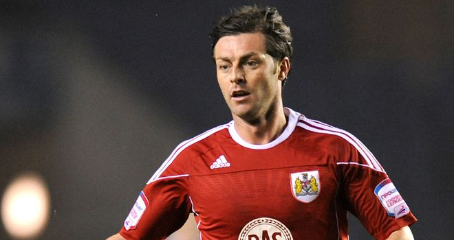 Jamie McAllister: Bristol City defender wants to keep his place in the team