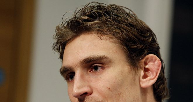 Nikica Jelavic: The striker will be eased into Everton first-team action