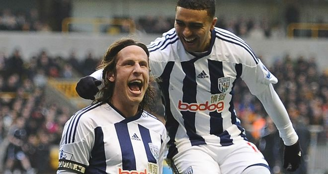 Jonas Olsson: Believes it is paramount Roy Hodgson stays with Baggies