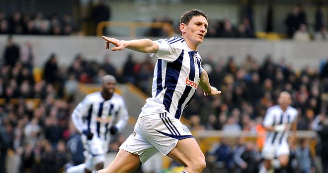 Keith Andrews: Has impressed since joining West Brom from Blackburn