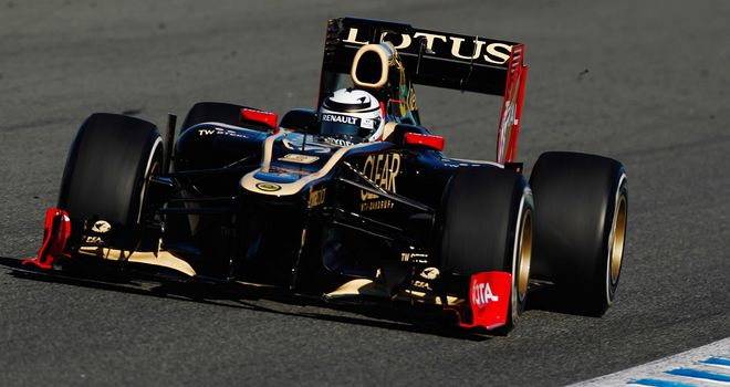 Kimi Raikkonen: Completed 117 laps on Wednesday despite damaging his car