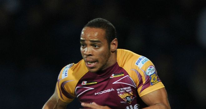 Leroy Cudjoe: stunning solo try in the 25th minute