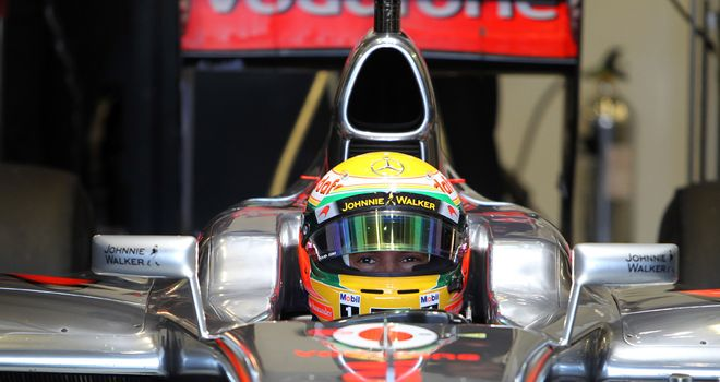 Lewis Hamilton: Says McLaren have not encountered difficulties like last year