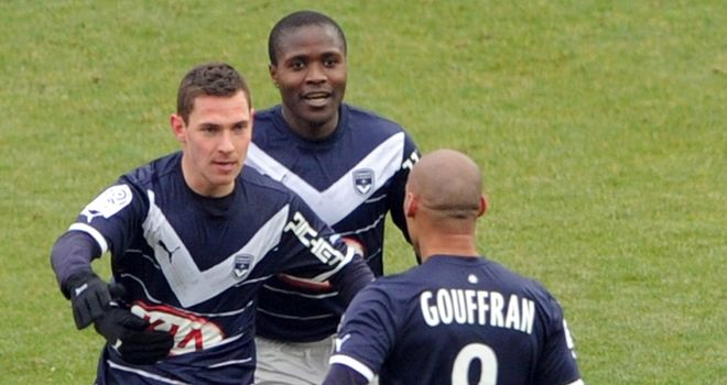 Ludovic Obraniak scored for Bordeaux