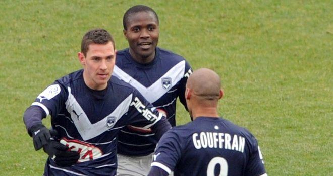 Ludovic Obraniak scored for Bordeaux