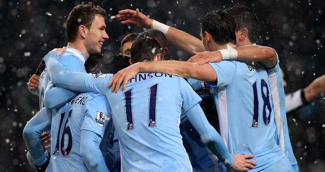Too strong: City will beat QPR and claim their first league title since 1968, says Jamie
