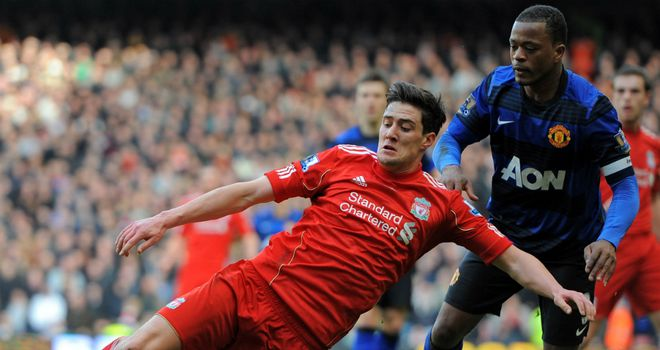 Martin Kelly: Is often handed a starting berth for Liverpool in big games
