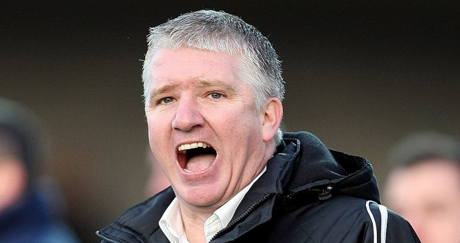 Martin Ling: Torquay boss named manager of the month for March