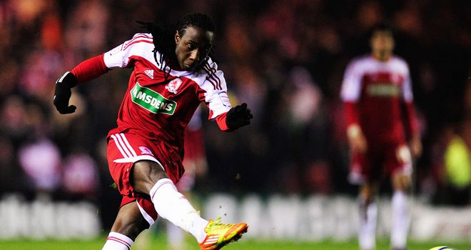 Marvin Emnes: Swansea City could step up their interest in the Middlesbrough striker