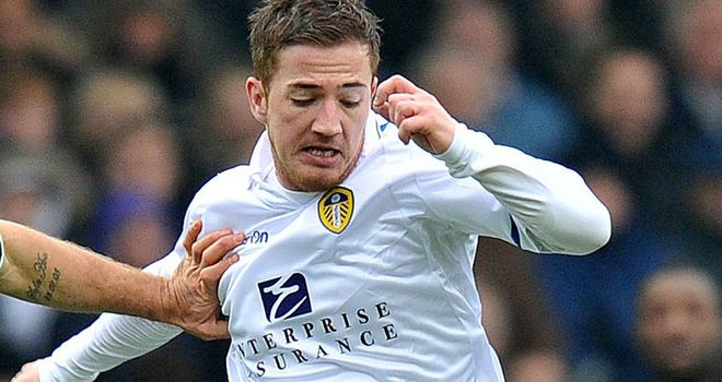 Ross McCormack: The striker has signed a new three-year contract with Leeds