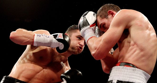Nathan Cleverly: Unable to stop the tough Tommy Karpency
