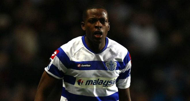 Nedum Onuoha: Reunited at QPR with former Manchester City boss Mark Hughes