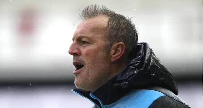 Neil Redfearn: Keen to stay managing Leeds for as long as he is required