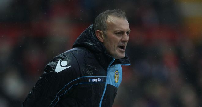 Neil Redfearn: Caretaker manager unsure of his future at Leeds United