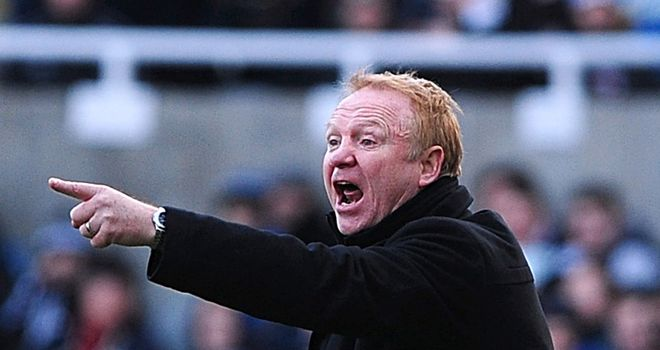Alex McLeish: Ready for Anfield test