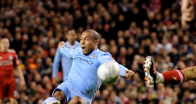 Nigel de Jong: Says Manchester City can overturn Sporting's 1-0 lead in the Europa League